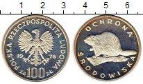 Изображение Монеты Европа Польша 100 злотых 1978 Серебро Proof-