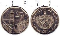 Изображение Мелочь Куба 20 сентаво 2002 Медно-никель XF