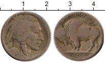Изображение Монеты США 5 центов 0 Медно-никель VF