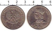 Изображение Монеты Польша 100 злотых 1985 Медно-никель XF