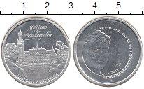 Изображение Монеты Нидерланды 5 евро 2013 Посеребрение Proof-