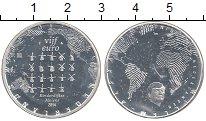 Изображение Монеты Нидерланды 5 евро 2014 Посеребрение Proof-