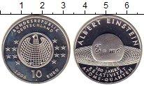 Изображение Монеты Германия 10 евро 2005 Серебро Proof