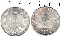 Изображение Монеты Европа Сан-Марино 500 лир 1976 Серебро UNC-