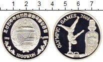 Изображение Монеты Азия Северная Корея 1000 вон 2006 Серебро Proof