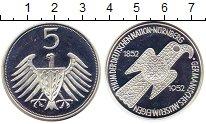 Изображение Монеты Германия Медаль 1952 Посеребрение Proof-