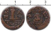 Изображение Монеты Антика Византия AE 0 Медь VF