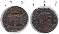 Изображение Монеты Древний Рим 1 фоллис 0 Медь XF