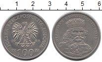 Изображение Монеты Европа Польша 100 злотых 1986 Медно-никель XF