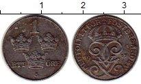 Изображение Монеты Европа Швеция 1 эре 1917 Железо XF