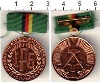 Изображение Монеты Германия ГДР Медаль 0 Бронза UNC-