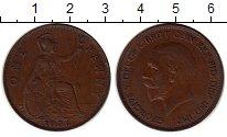 Изображение Монеты Великобритания 1 пенни 1936 Бронза VF