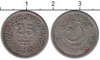 Изображение Монеты Пакистан 25 пайс 1987 Медно-никель XF