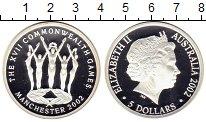 Изображение Монеты Австралия и Океания Австралия 5 долларов 2002 Серебро Proof