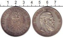 Изображение Монеты Пруссия 5 марок 1888 Серебро XF+