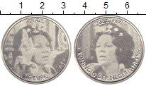 Изображение Монеты Нидерланды 10 евро 2005 Серебро Proof