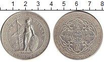 Изображение Монеты Великобритания 1 доллар 1911 Серебро XF
