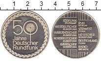 Изображение Монеты Европа Германия Медаль 1973 Серебро Proof-