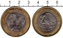 Изображение Монеты Мексика 20 песо 2017 Биметалл UNC-