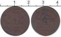 Изображение Монеты Германия Мюнстер 2 пфеннига 1740 Медь XF-