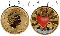 Изображение Монеты Австралия 1 доллар 2015 Латунь UNC
