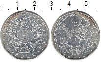 Изображение Монеты Европа Австрия 5 евро 2004 Серебро UNC-
