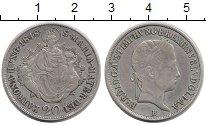 Изображение Монеты Венгрия 20 крейцеров 1848 Серебро XF