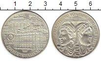Изображение Монеты Европа Австрия 10 евро 2005 Серебро UNC-