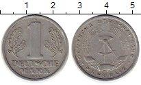 Изображение Монеты ГДР 1 марка 1956 Алюминий XF А