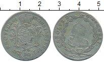 Изображение Монеты Германия Вюртемберг 10 крейцеров 1765 Серебро XF-
