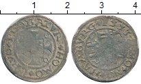 Изображение Монеты Гамбург 1 сешлинг 1553 Серебро VF