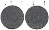 Изображение Дешевые монеты Германия 10 пфеннигов 1940 Цинк VF-
