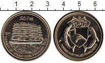 Изображение Мелочь Франция Антарктика - Французские территории 50 франков 2013 Медно-никель UNC-