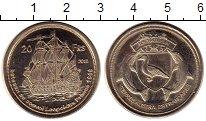 Изображение Мелочь Франция Антарктика - Французские территории 20 франков 2013 Медно-никель UNC-