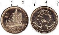 Изображение Мелочь Франция Антарктика - Французские территории 10 франков 2013 Медно-никель UNC-