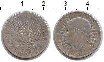 Изображение Монеты Польша 2 злотых 1934 Серебро VF