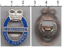 Изображение Монеты Европа Великобритания Знак 0 Медно-никель UNC-