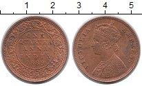 Изображение Монеты Индия 1/4 анны 1889 Бронза UNC- Виктория