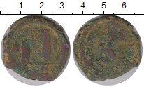 Изображение Монеты Антика Византия 1 фолис 0 Бронза VF