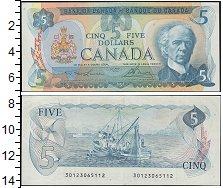 Изображение Банкноты Канада 5 долларов 1979  UNC