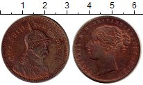 Изображение Монеты Европа Великобритания Медаль 0 Медь XF
