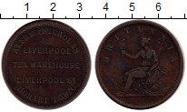 Изображение Монеты Австралия и Океания Австралия 1/2 пенни 1860 Медь XF