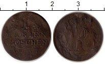 Изображение Монеты Германия Фрисландия 1 грош 1774 Серебро VF