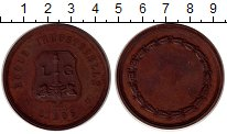 Изображение Монеты Европа Франция медаль 0 Медь XF