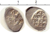 Изображение Монеты Россия 1534 – 1584 Иван IV Грозный 1 копейка 1533 Серебро
