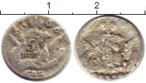 Изображение Монеты 1741 – 1761 Елизавета Петровна 5 копеек 1756 Серебро VF+
