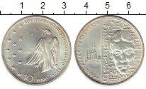 Изображение Монеты Германия 10 евро 2008 Серебро UNC-