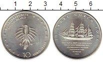 Изображение Монеты Европа Германия 10 евро 2008 Серебро UNC-