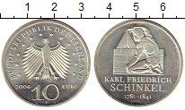 Изображение Монеты Германия 10 евро 2006 Серебро UNC-