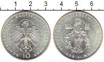 Изображение Монеты Европа Германия 10 евро 2007 Серебро UNC-
